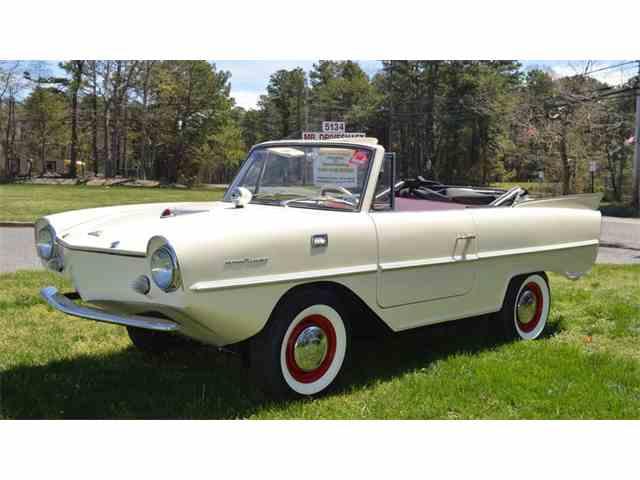 1966 Amphicar 770 | 978461