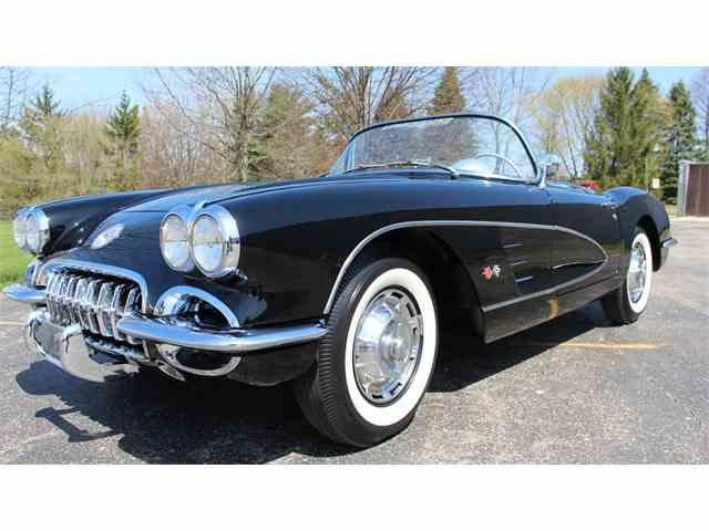 1960 Chevrolet Corvette | 978463