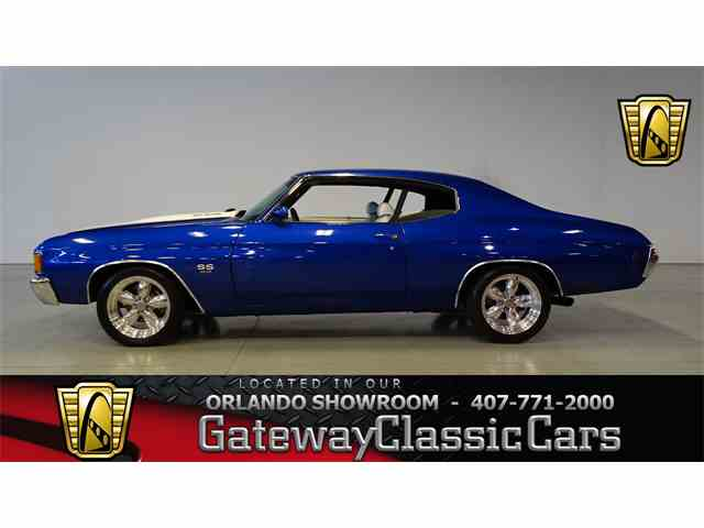 1972 Chevrolet Chevelle | 978466