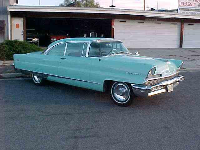 1956 Lincoln Premiere | 978481