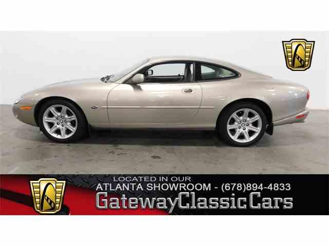 1997 Jaguar XK8 | 978486