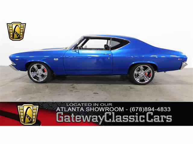 1969 Chevrolet Chevelle | 978487