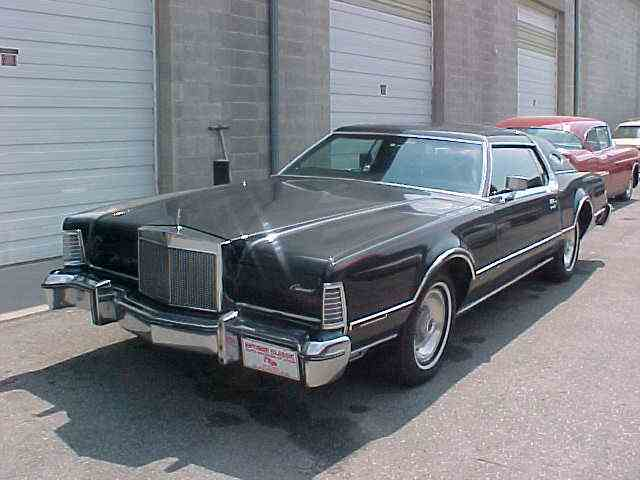 1976 Lincoln Continental Mark IV | 978492