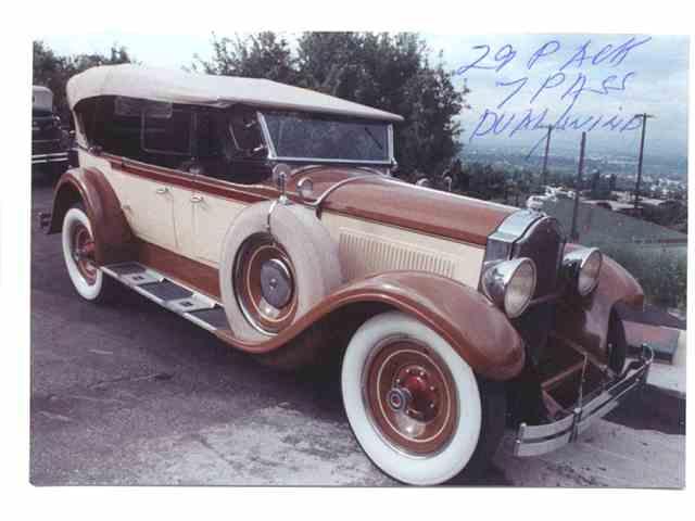 1929 Packard Phaeton | 978517