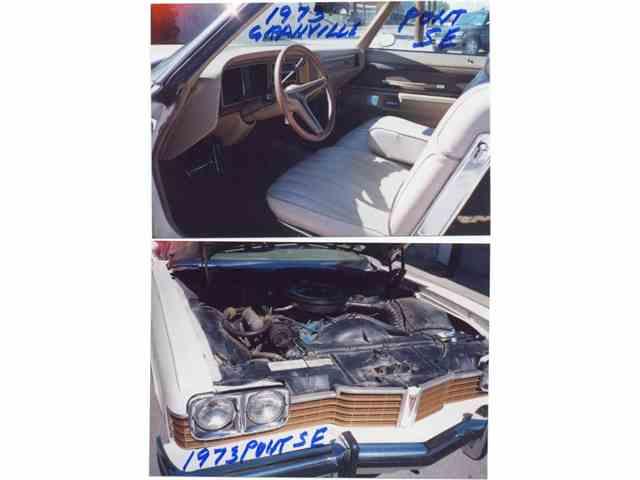 1973 Pontiac Grand Ville | 978523