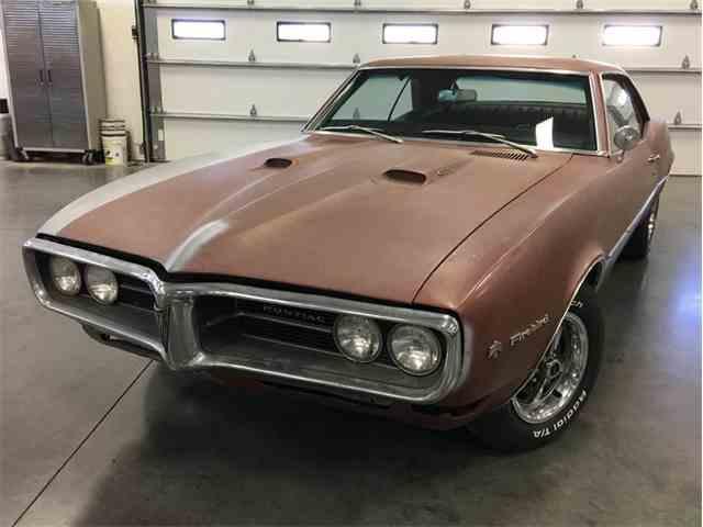 1968 Pontiac Firebird | 978525