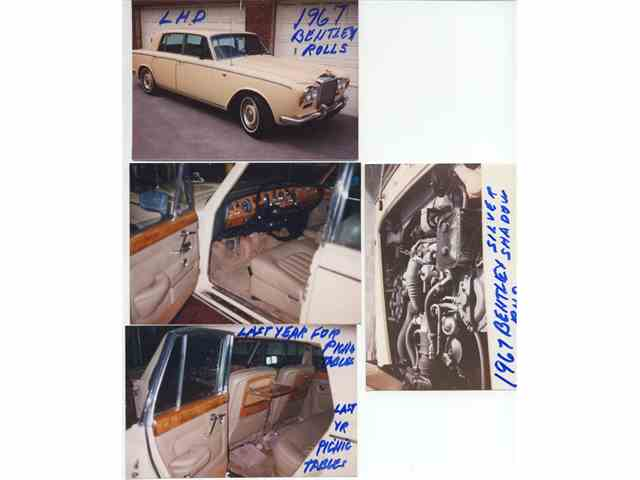 1967 Rolls Royce NULL   978527