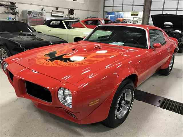 1973 Pontiac Firebird Trans Am | 978532