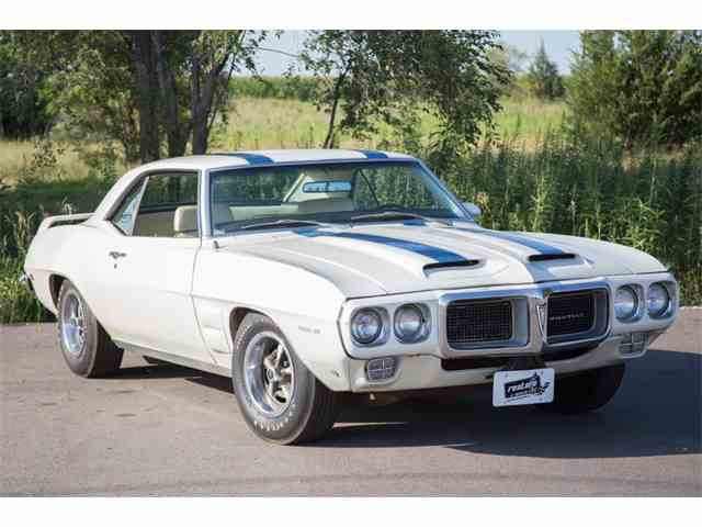 1969 Pontiac Firebird Trans Am | 978534