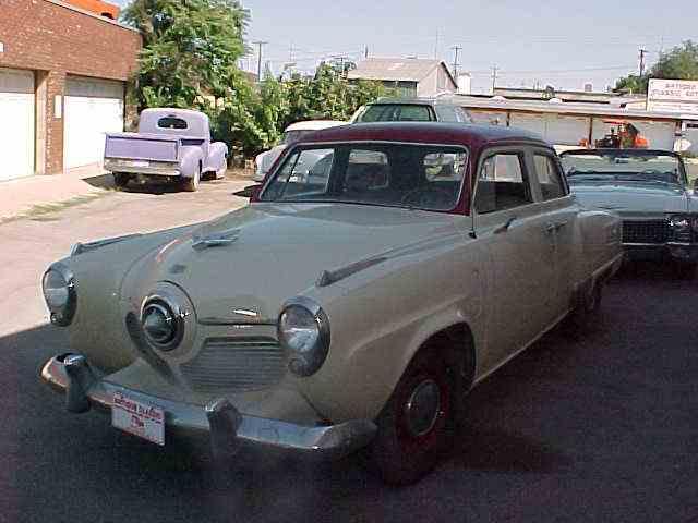 1951 Studebaker Commander   978536