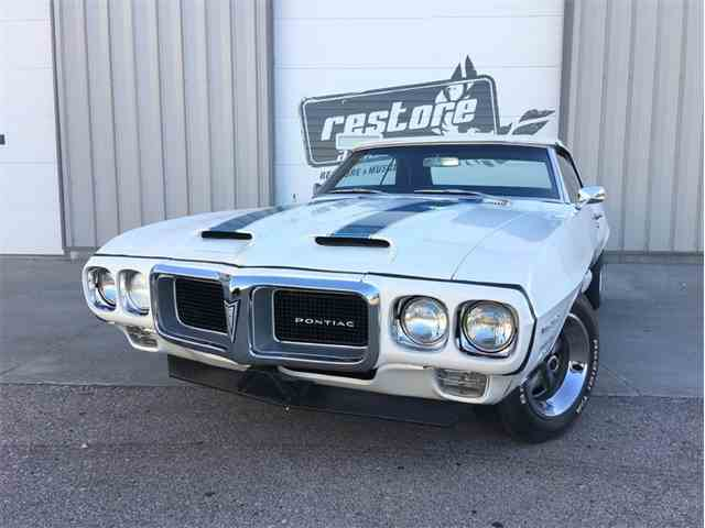 1969 Pontiac Firebird Trans Am | 978538