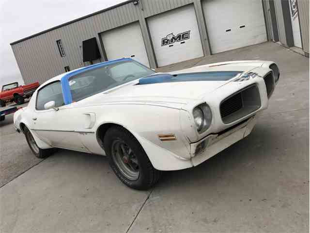1970 Pontiac Firebird Trans Am | 978539