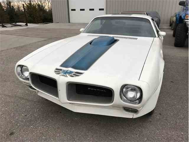 1970 Pontiac Firebird Trans Am | 978546