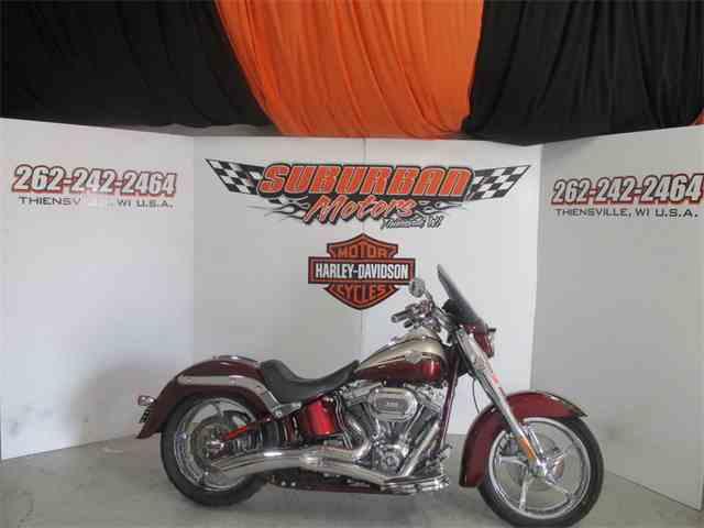 2010 Harley-Davidson® FLSTSE - CVO™ Softail® Convertible | 978550