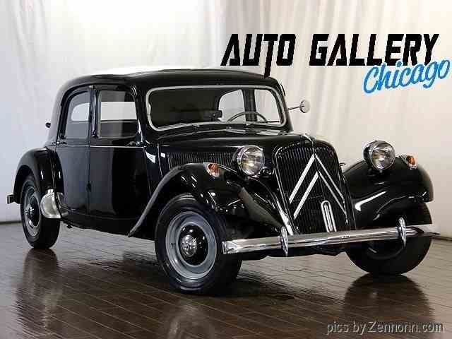 1955 Citroen Traction Avant | 978552