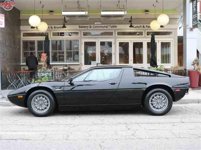 1974 Maserati Merak SS | 970856