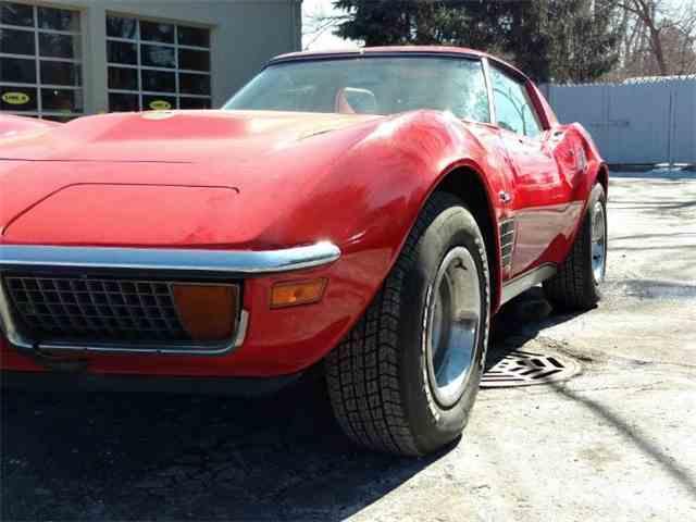 1972 Chevrolet Corvette | 978563