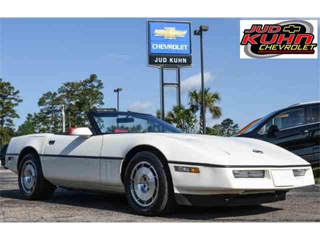 1986 Chevrolet Corvette | 978571