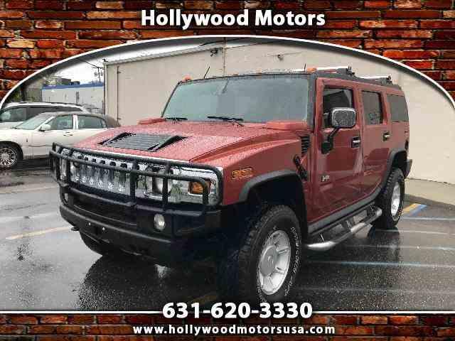 2003 Hummer H2 | 978573