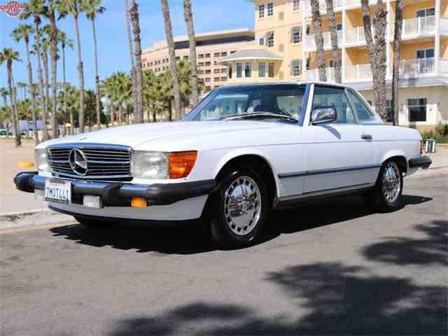 1986 Mercedes-Benz 560 | 978577