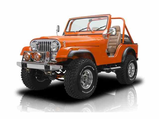 1978 Jeep CJ5 | 978584
