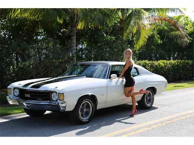 1972 Chevrolet Chevelle SS | 978595