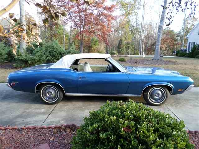 1970 Mercury Cougar XR7 | 978598