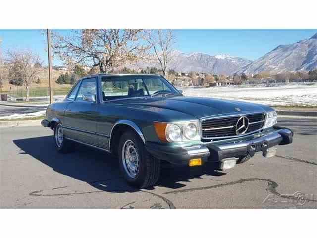 1975 Mercedes-Benz 450SL | 970860