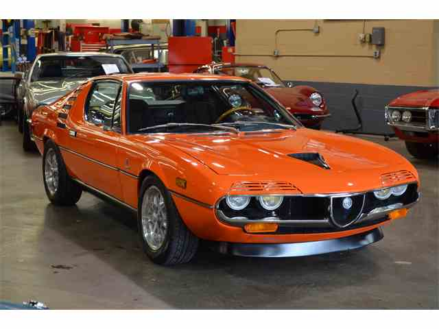 1972 Alfa Romeo Montreal | 978600