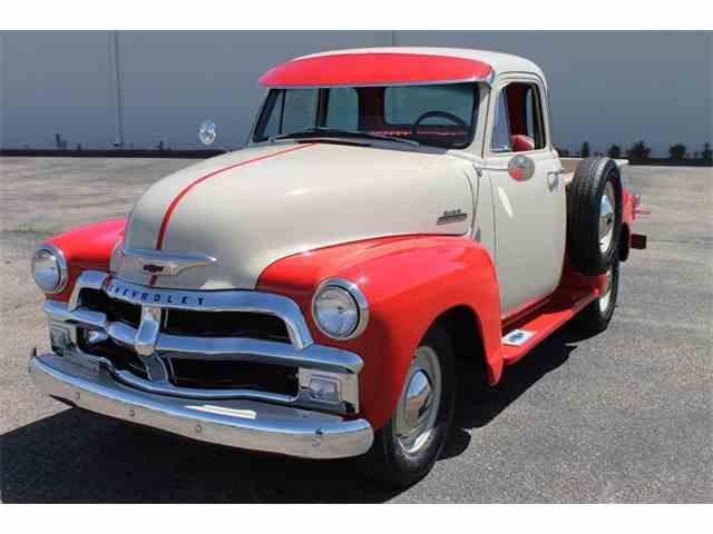 1954 Chevrolet 3100 For Sale On Classiccars Com 25 Available