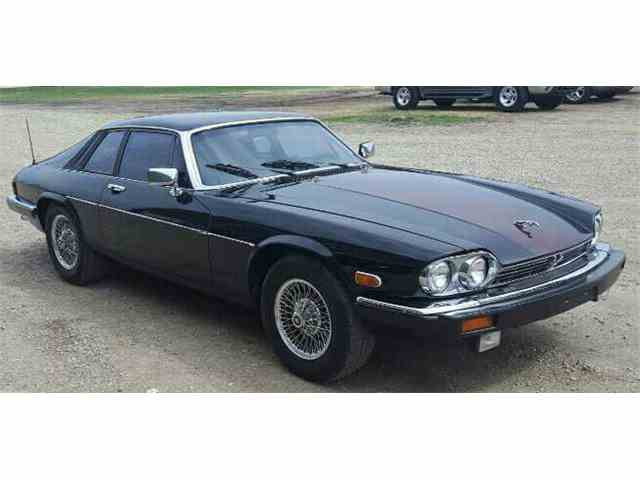 classic jaguar xjs for sale on 66 available. Black Bedroom Furniture Sets. Home Design Ideas