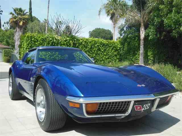 1972 Chevrolet Corvette | 978612