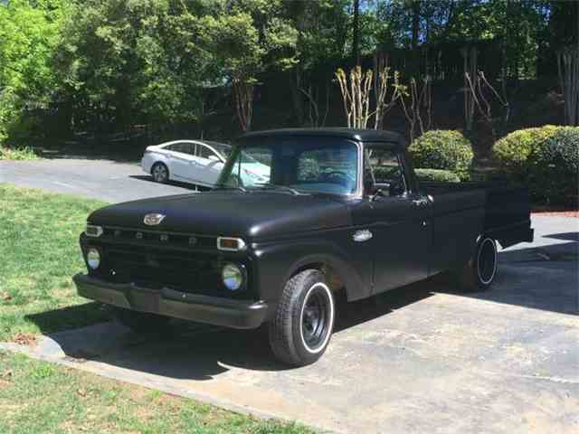 1966 Ford F100   978619
