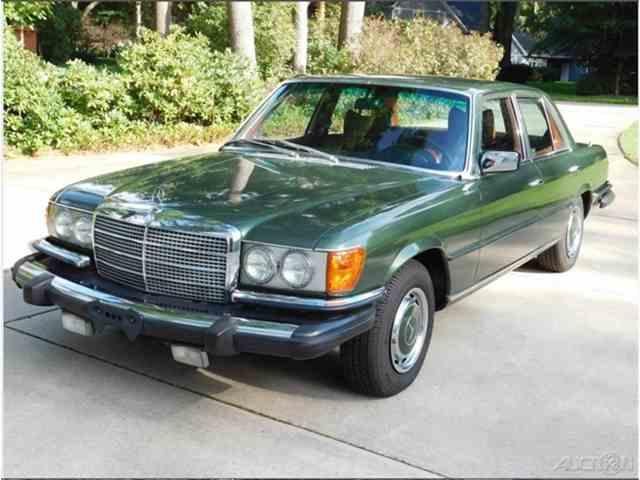 1975 Mercedes-Benz 450 | 970862