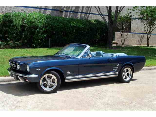 1966 Ford Mustang | 978620