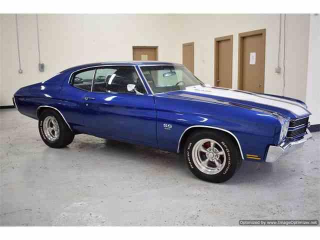 1970 Chevrolet Chevelle SS | 978621