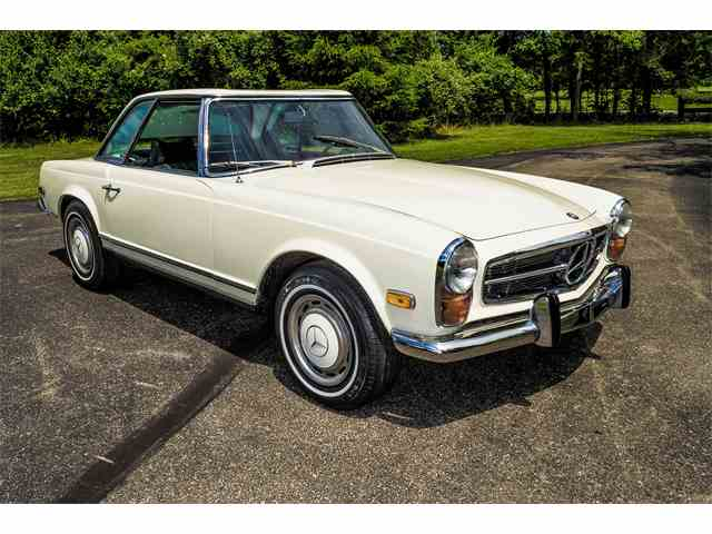 1969 Mercedes-Benz 280SL | 978627
