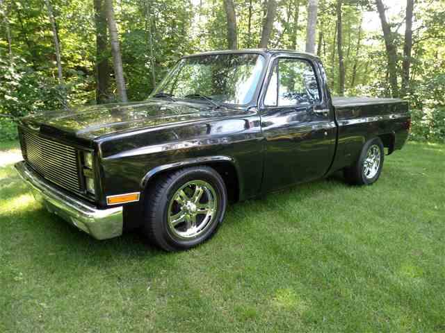 1986 Chevrolet C/K 10 | 978629