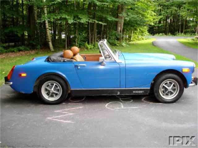 1979 MG Midget 1500 Roadster | 970863