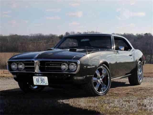 1968 Pontiac Firebird | 978630