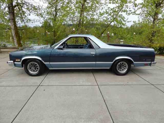 1986 Chevrolet El Camino | 978652