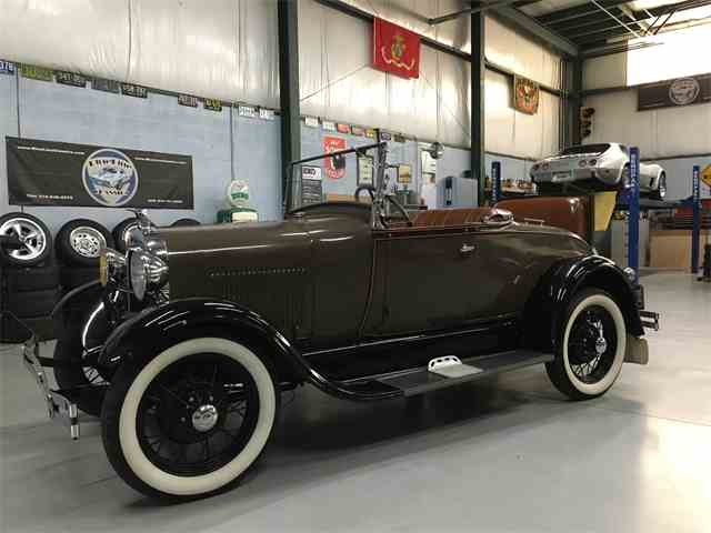 1929 Ford Model A | 978654