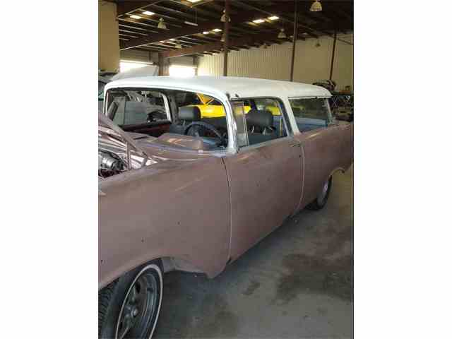 1957 Chevrolet Bel Air Nomad | 978658