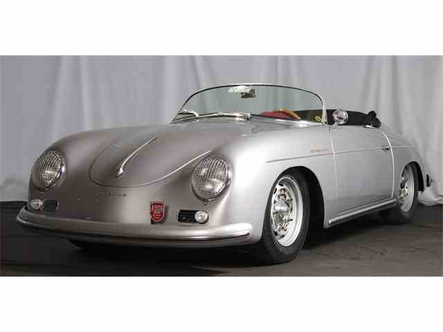 1956 Porsche Speedster Intermeccanica | 978659
