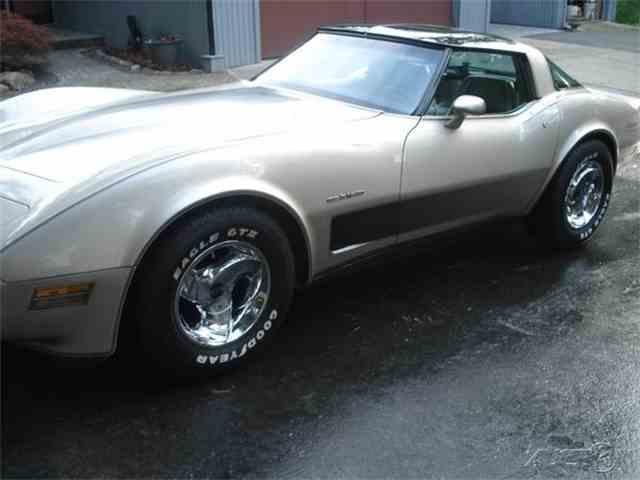 1982 Chevrolet Corvette Collector Edition | 970866