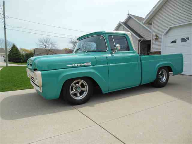 1960 Ford F100 | 978660