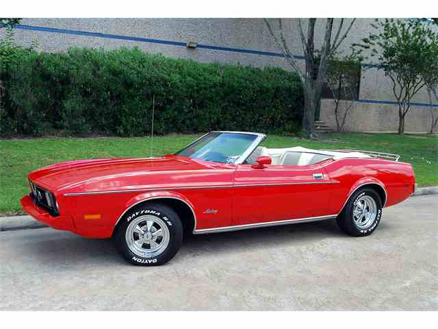 1973 Ford Mustang | 978662