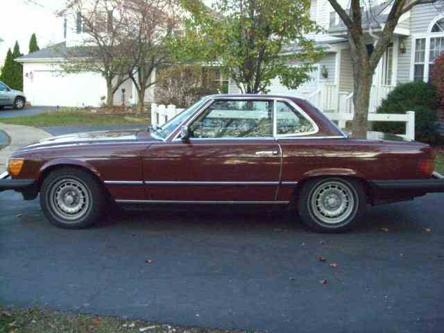 1981 Mercedes-Benz 380SL | 978663