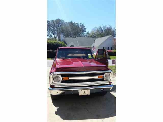 1970 Chevrolet C/K 10 | 978667