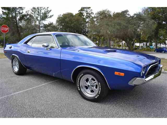 1973 Dodge Challenger | 978677
